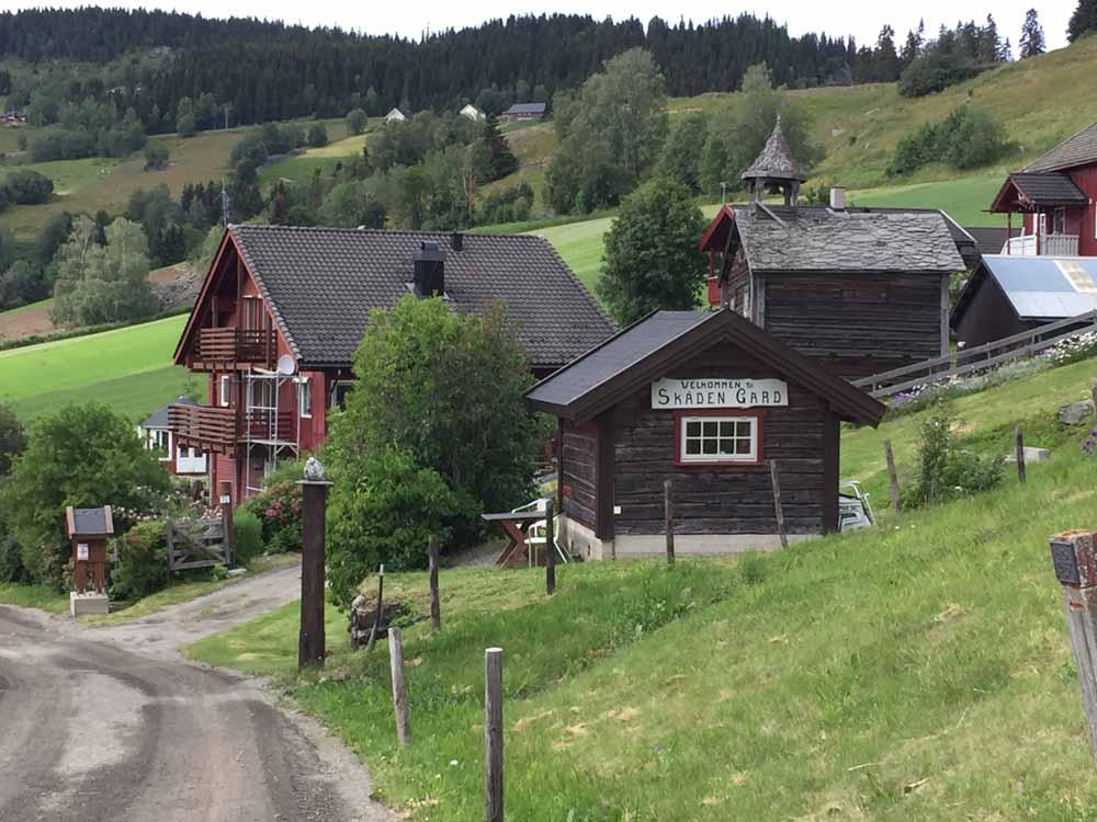 Pilgerunterkunft Olavsweg