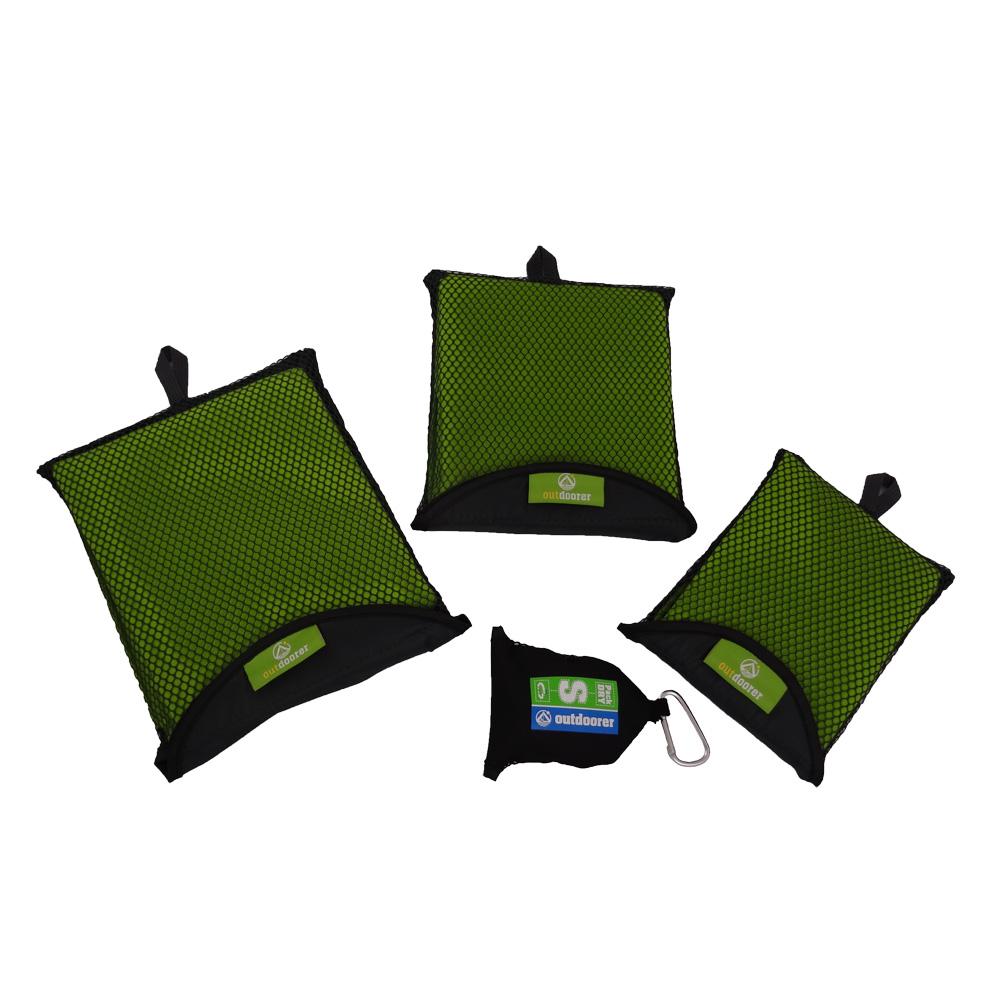 microfaser handtuch packdry s von outdoorer extrem. Black Bedroom Furniture Sets. Home Design Ideas