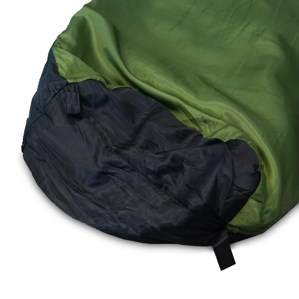 kleines packmaß schlafsack