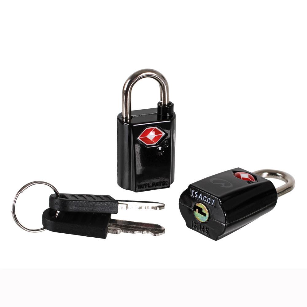 TSA Mini Schlösser mit Schlüssel