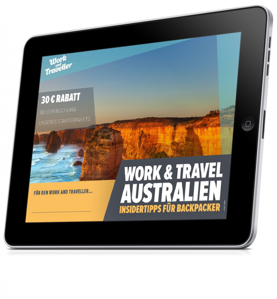 Work and Travel Australien Guide
