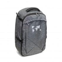 Rucksack Digital Nomad 35, grau meliert