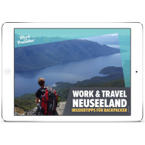 Work & Travel Neeseeland Guide Cover