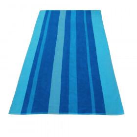 Outdoorer Strandtuch Blue Stripe