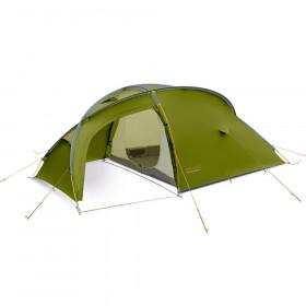 Semi Geodät Zelt für 2-3 Personen - mit viel Stauraum