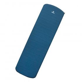 Trek Bed 1, ultraleichte selbstaufblasende Isomatte, geringes Packmaß