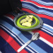 Faltschüssel als Teller Verwendung