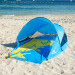 Strandmuschel Zack II mit Strandtuch Starfish