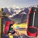 Weltreise Backpacking Equipment
