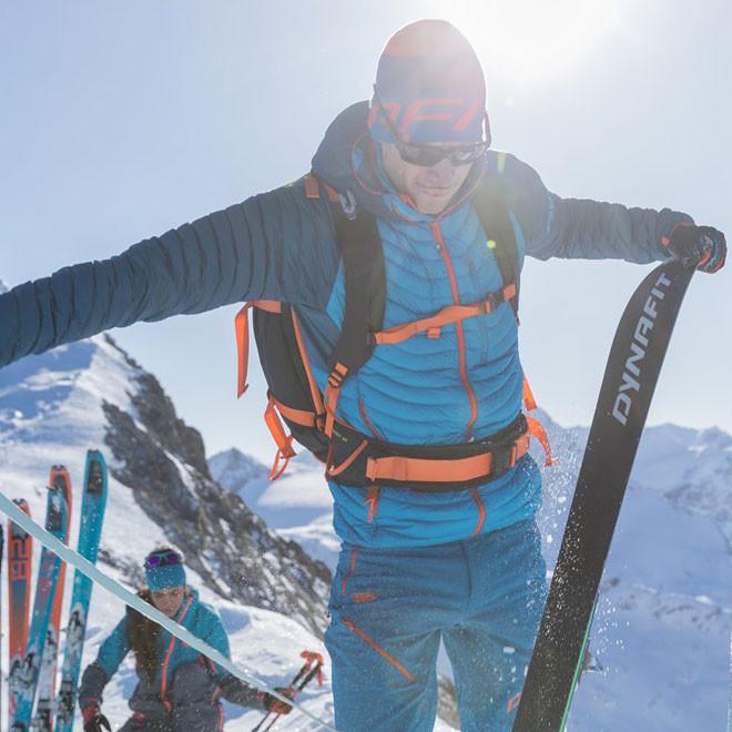 Trilogy Synth´X Daunenjacke Skitouren Herren