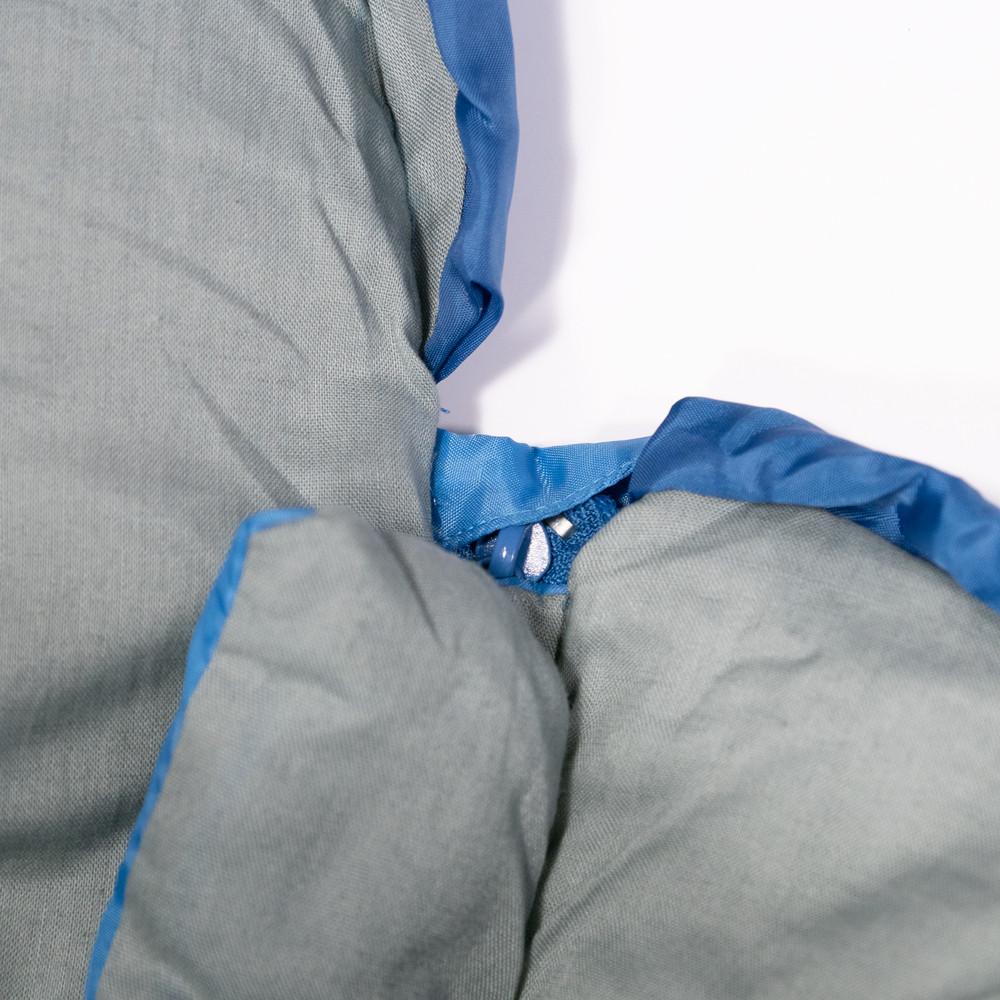 81200efb7b8c6 Mehr Ansichten. Kinderschlafsack Dream Express Blau von Outdoorer ...