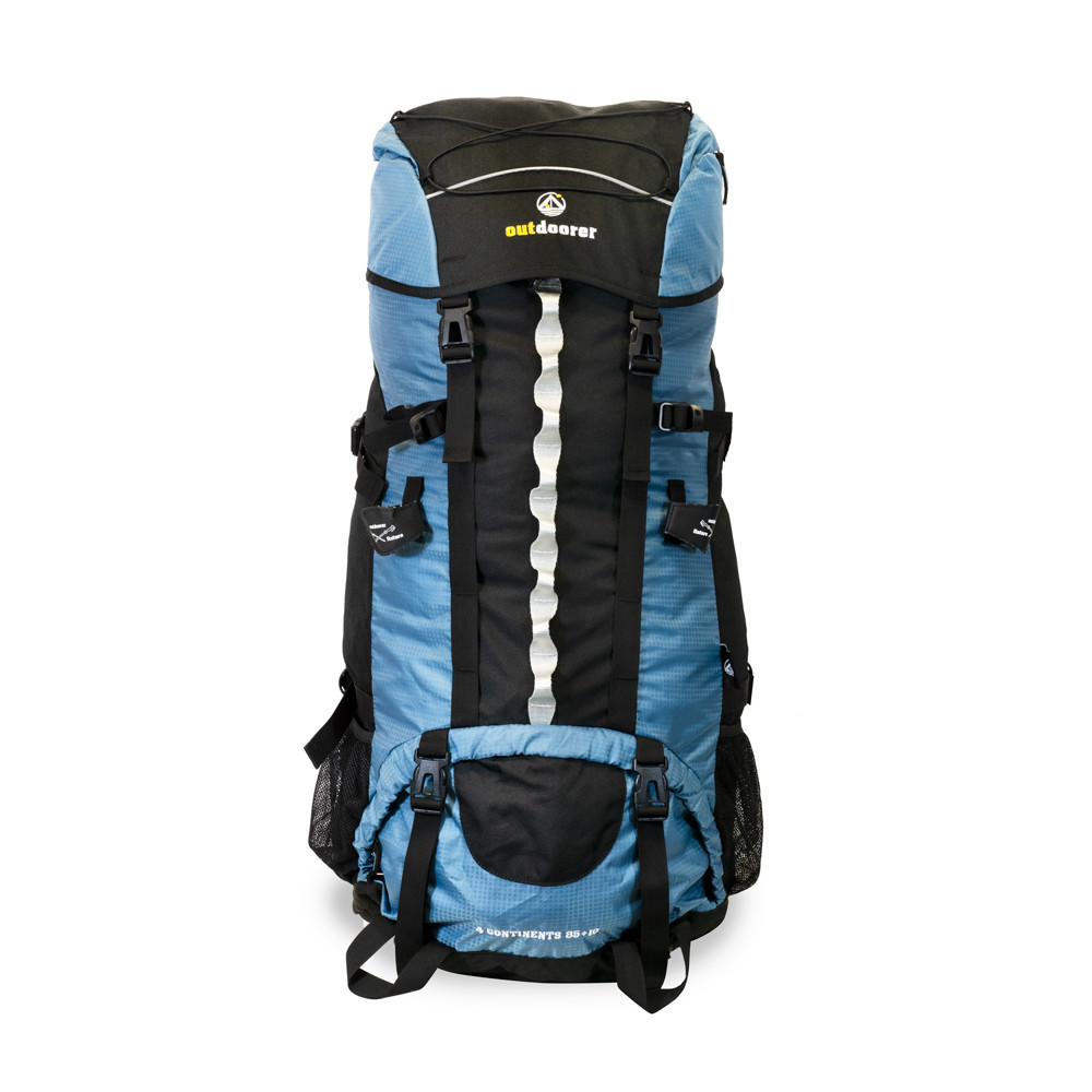 Backpacker Rucksack Front
