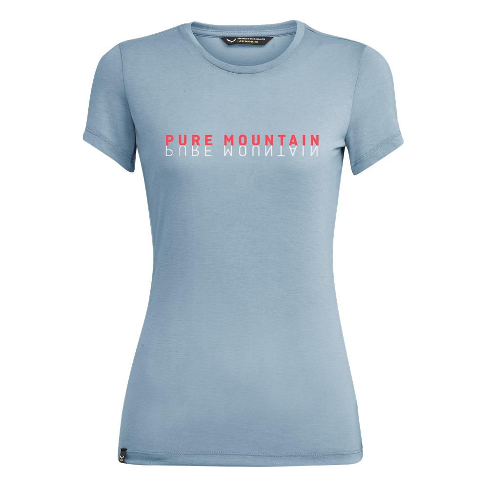Sport Shirt Pure Mountain Aufdruck