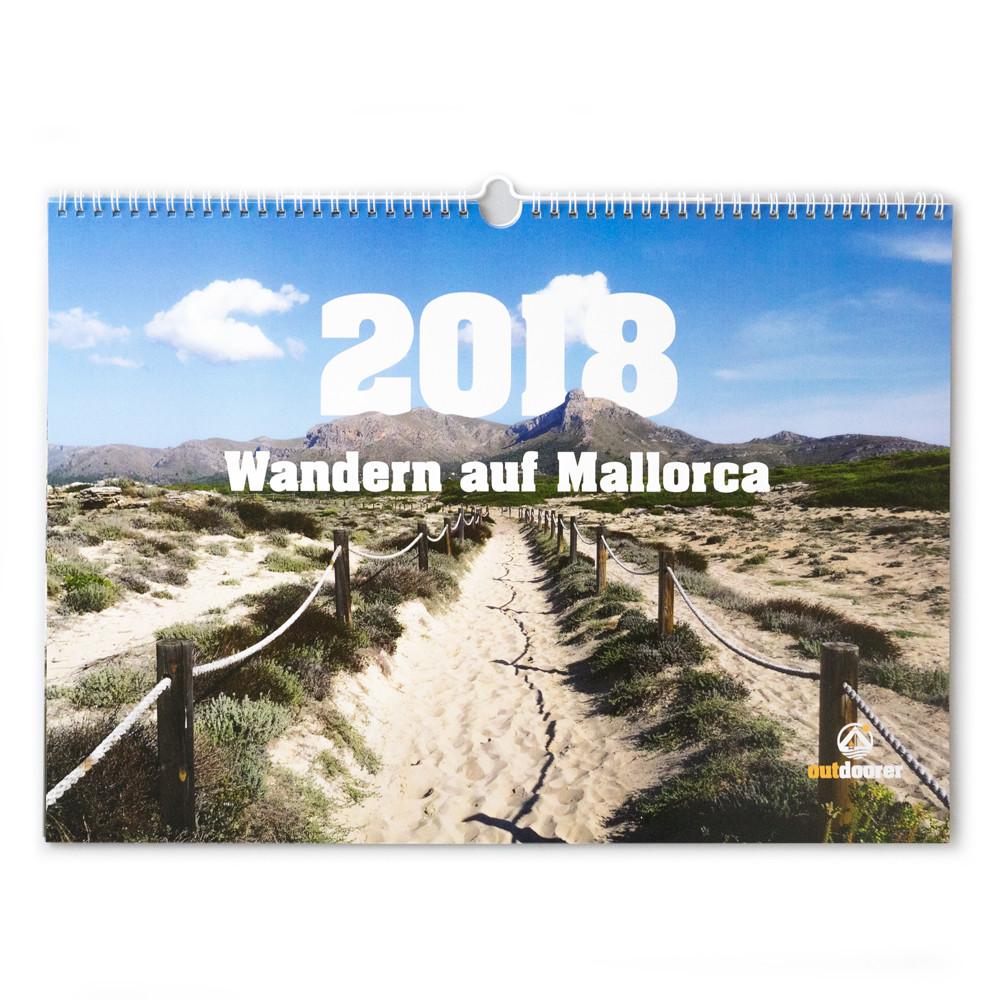 Mallorca Kalender Titelseite