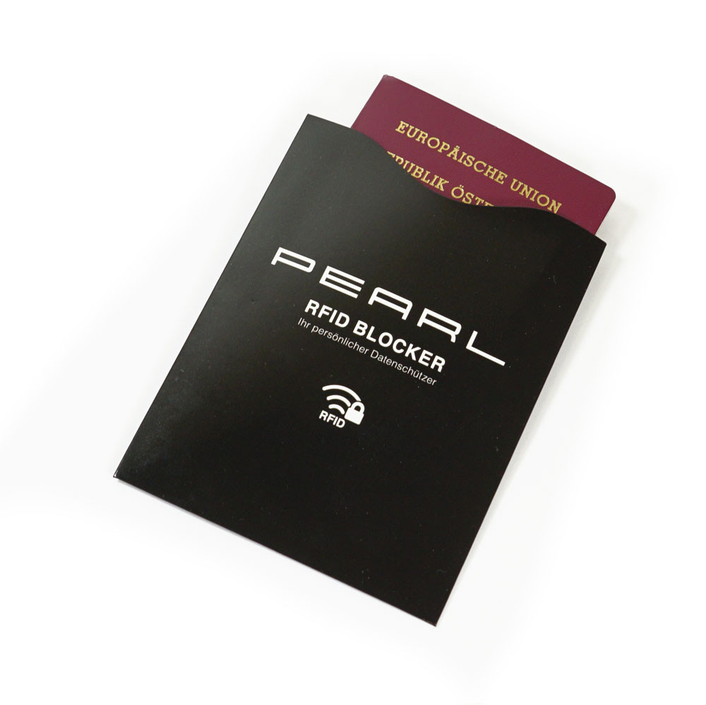 RFID Schutzhülle für Pass