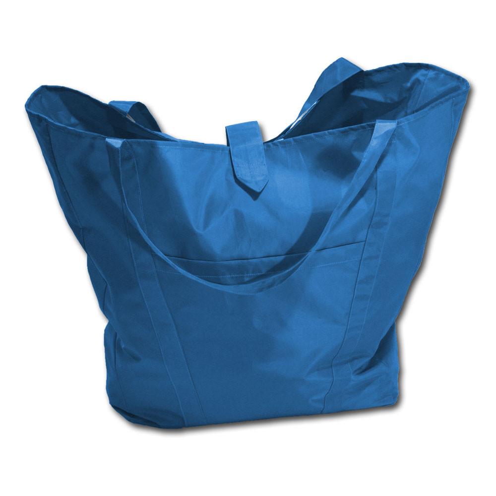 Strandtasche Kimodo blau