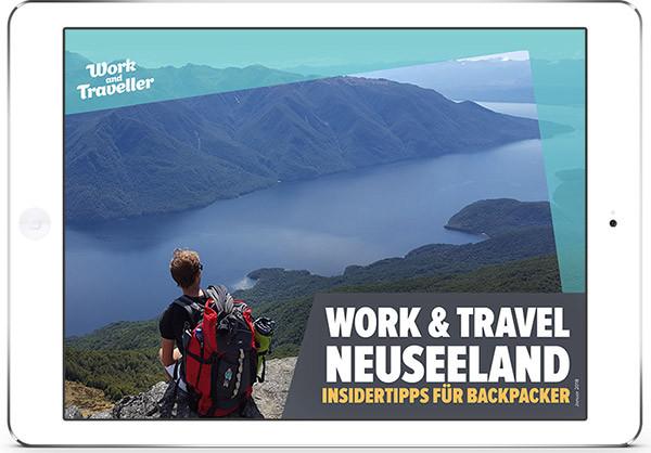 Work & Travel Neeseeland Guide Cover