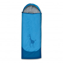 Kinderschlafsack Dream Express Blau von Outdoorer