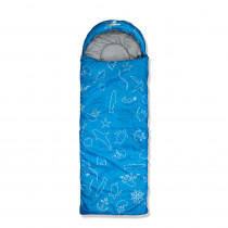 outdoorer Kinderschlafsack - Dream Express Ocean