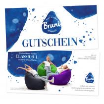 Bruni Classico Sitzsack - L - Gutschein