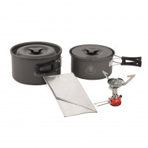 Feuer- und Kochgeschirr für 2-3 Personen von Robens