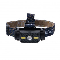 Wiederaufladbare LED Stirnlampe