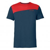 Herren T-Shirt Sveit rot