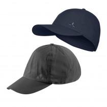 Atmungsaktive, schnell trocknende Kappe - die Kopfbedeckung für heiße Tage von Vaude