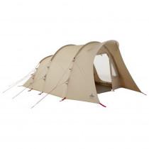 Baumwoll-Familienzelt – Nomad Dogon 4 Compact Zelt aus Baumwolle