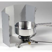 Windschutz für Gaskocher