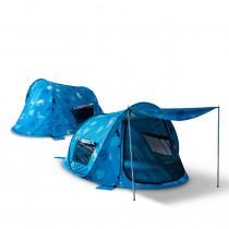 Zack Premium SeaLife - die verschließbare Strandmuschel mit Vordach