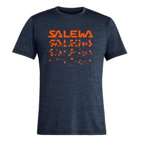 Puez Hybrid Herren T-Shirt von Salewa