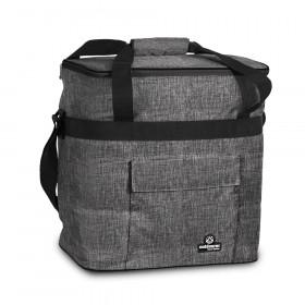Kühltasche & Isoliertasche 40 l groß in Grau – outdoorer Cool Butler 40