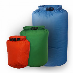 Dry Bag in 3 Größen – ultraleichter, wasserdichter Packsack mit Rollverschluss