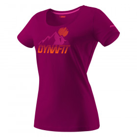 Transalper Graphic Damen Sportshirt - Funktional und stylisch