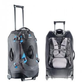 Kofferrucksack Helion 60 l - 80 l von Deuter - der stabile Backpack mit Rollen