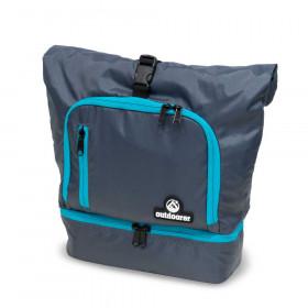 Rolltop Kulturtasche zum Aufhängen - Wash Butler L