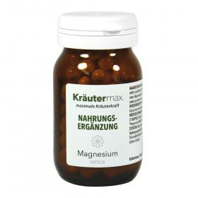 Magnesium Kapseln 60 Stück – Nahrungsergänzungsmittel zum Vorbeugen von Krämpfen und Ermüdung