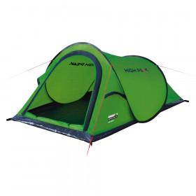 High Peak Pop up Zelt - das selbstaufbauende Wurfzelt für 1-2 Mann
