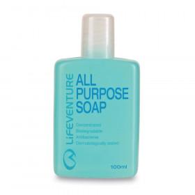 Reise Waschmittel: Seife, Shampoo, Duschgel, Spülmittel und Waschpulver in einem Produkt