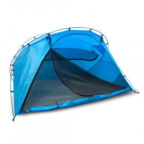 Strandmuschel Santorin Family zum Verschließen, UV 80, Fix up Zelt für Schnellaufbau