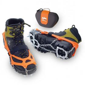 Spikes für Schuhe - sicherer Halt auf Schnee und Eis mit Schuhketten