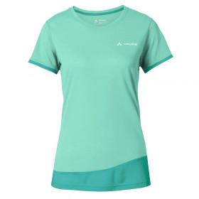 Schnell trocknendes, geruchsneutrales (Berg)Sportshirt für Damen – das Vaude Sveit T-Shirt