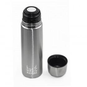 Thermoskanne 1l - die unzerbrechliche Thermosflasche aus Edelstahl