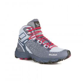 Ultraleichte Salewa Speed Hiking Schuhe Damen - Alpenrose Ultra Mid Gore-Tex