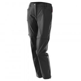 Löffler Damen Trekkinghose mit Zipp zur Short verwandelbar