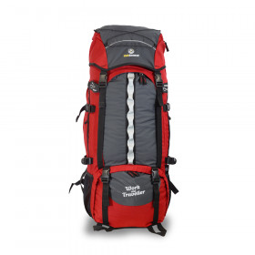 outdoorer Work & Traveller 75+10 - der Work and Travel Rucksack