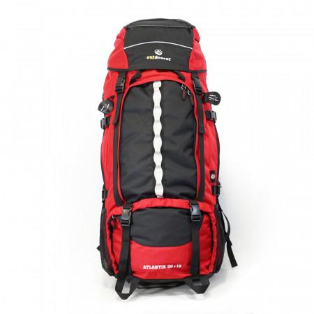 Reiserucksack Atlantis 90+10 - der große 100l Backpacker Rucksack von outdoorer