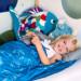 Kinderschlafsack Baby, Kind und Meer