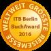 ITB BuchAward 2016 für das Reisehandbuch